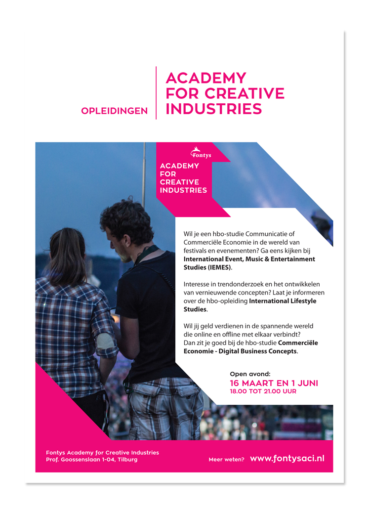 ACI - Academy for Creative Industries