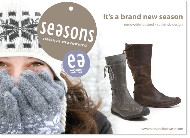 Seasons Footwear
